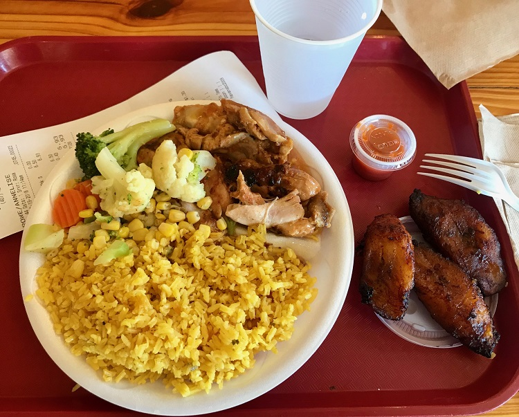 Cuban Food Orlando Florida