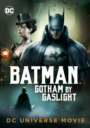 Batman Gotham by Gaslight 2018 WEB-DL 250MB English 480p Watch Online Full Movie Download bolly4u