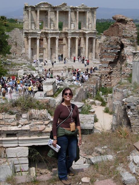 Éfeso roteiro de viagem Turquia