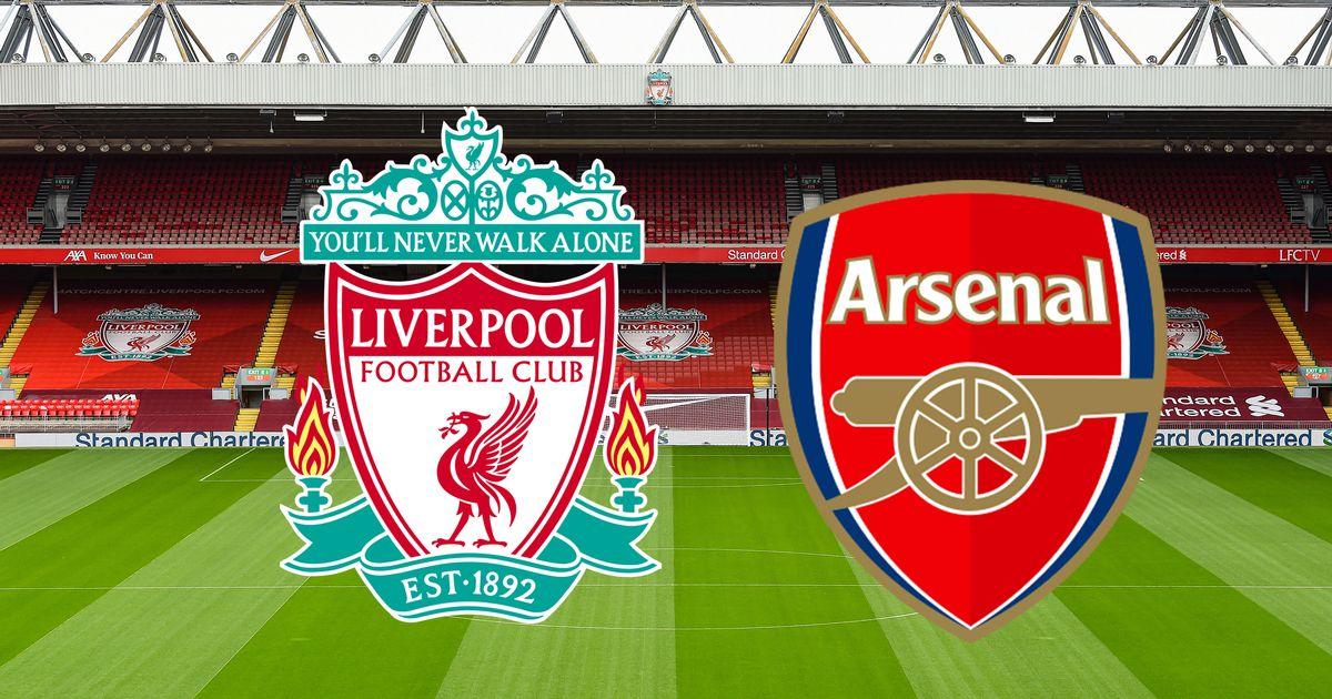بث مباشر مباراة ليفربول وارسنال