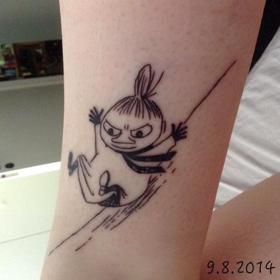 Ensimmäinen Tatuointi