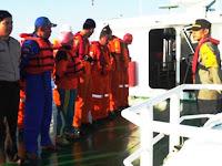 7 Awak Kapal KM Berkat Rahmat Yang Tenggelam di Liukang Tangaya Ditemukan Selamat