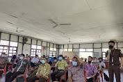 Cegah tindak pidana Korupsi di Desa, Cabjari Entikong lakukan Sosialisasi dan Penerangan Hukum