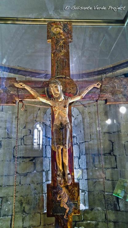 Cristo de Salardu, Valle de Aran, por El Guisante Verde Project