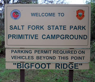 Salt Fork Ohio Bigfoot Ridge