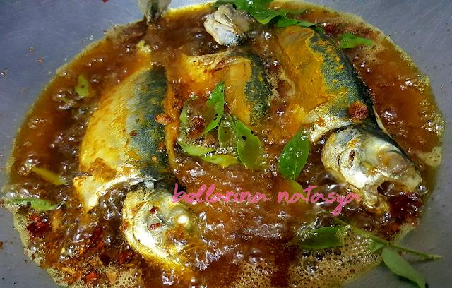 Resepi Ikan Caru Bakar Sumbat - Resep Bunda Erita