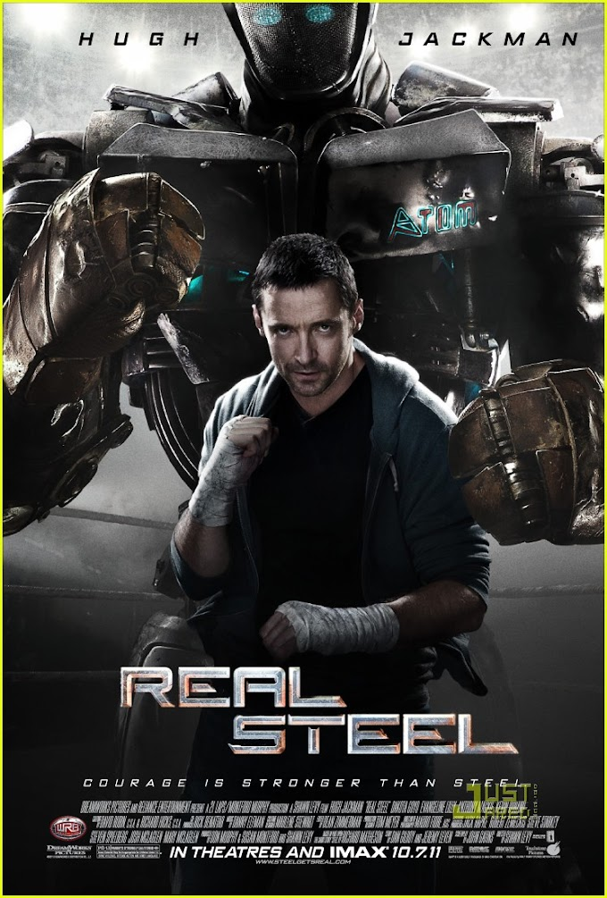 Review Filem Real Steel