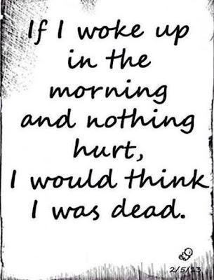 how it feels…