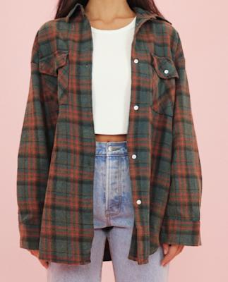 Improve Female Dressing Sense With Flannels