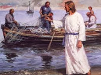 JESÚS COMIENZA SU MINISTERIO