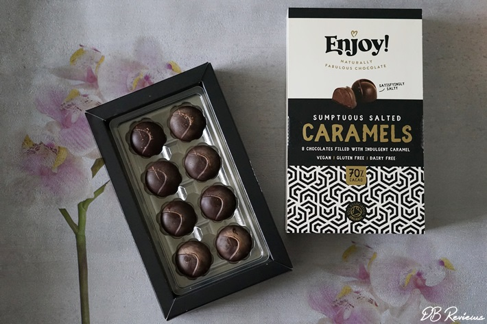 Enjoy! vegan and gluten-free chocolates, caramels and fudges