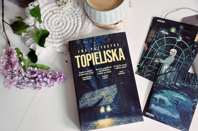 """Topieliska"" - Ewa Przydryga"