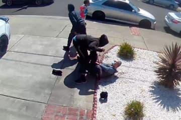 Menores de 11 y 17 años, asaltaron y golpearon brutalmente a un anciano de 80 años
