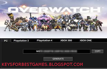 overwatch free download pc no survey