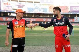 RCB vs SRH Playing 11 and Pitch condition in Hindi