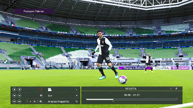 PES 2020 Crowd Disabler by Furkan6141