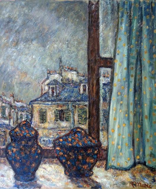 Marc Camps Gandillo pintura impresionista paisaje