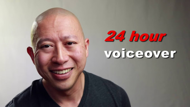 Record a studio male voice over in 24 hours - vinyl records stand - empire records