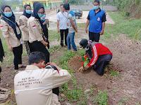 Gerakan 1000 Pohon Untuk Desa Manggis