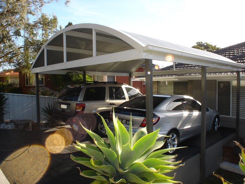45 Model Garasi Mobil Minimalis Modern Dan Unik Desainrumahnya Com
