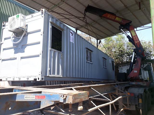 Bán Container Tại Long Sơn Vũng Tàu
