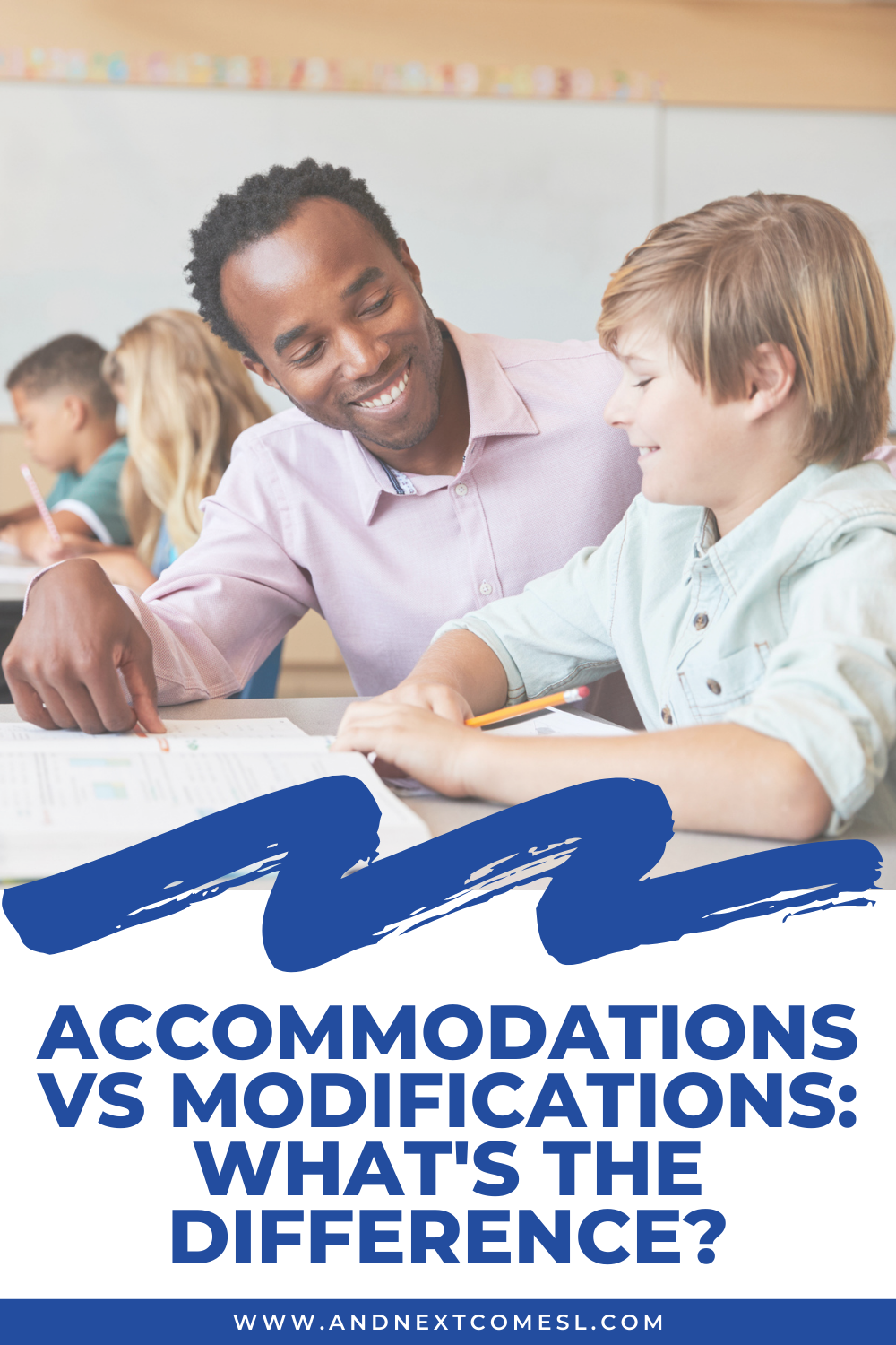 What's the difference between IEP accommodations and modifications? Learn more about accommodations vs modifications and see common examples of both
