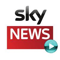 """Sky News - naciśnij play, aby otworzyć stronę z transmisją na żywo kanału telewizyjnego """"Sky News"""" (live online za darmo)"""