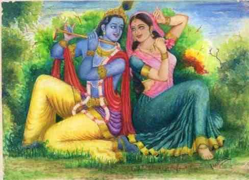 Lord Krishna Quotes On Love in Hindi - भगवान श्री कृष्ण की प्रेम के बारे में ये बातें जानिए