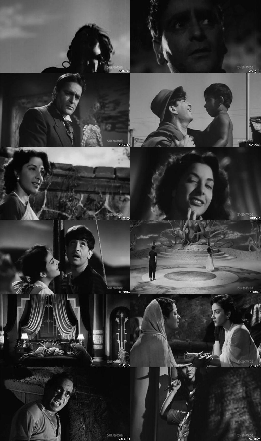 Awaara 1951 Full Movie Download HDRip 480p 300Mb