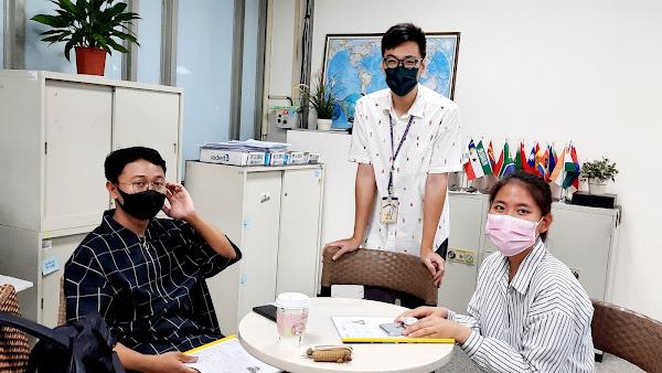 明道大學外籍生關懷不放暑假 防疫期提供華語及職涯輔導