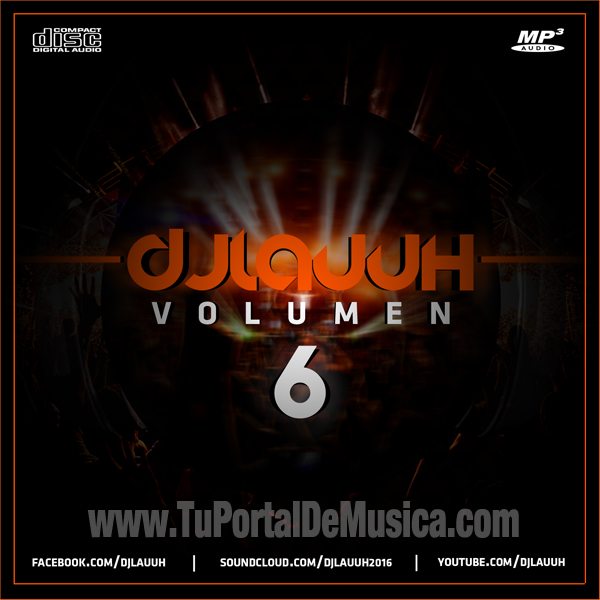 Dj Lauuh Volumen 6 (2016)