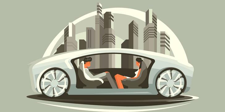 人們希望自駕車浸可能降低傷亡,卻又要求自駕車不計代價保護身為駕駛的自己