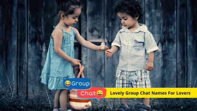 100 Stunning Funny Group Chat Names For Your Friends, Family