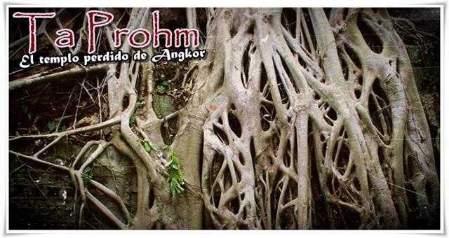 "Ta Prohm: ""El Templo Perdido de Angkor"""