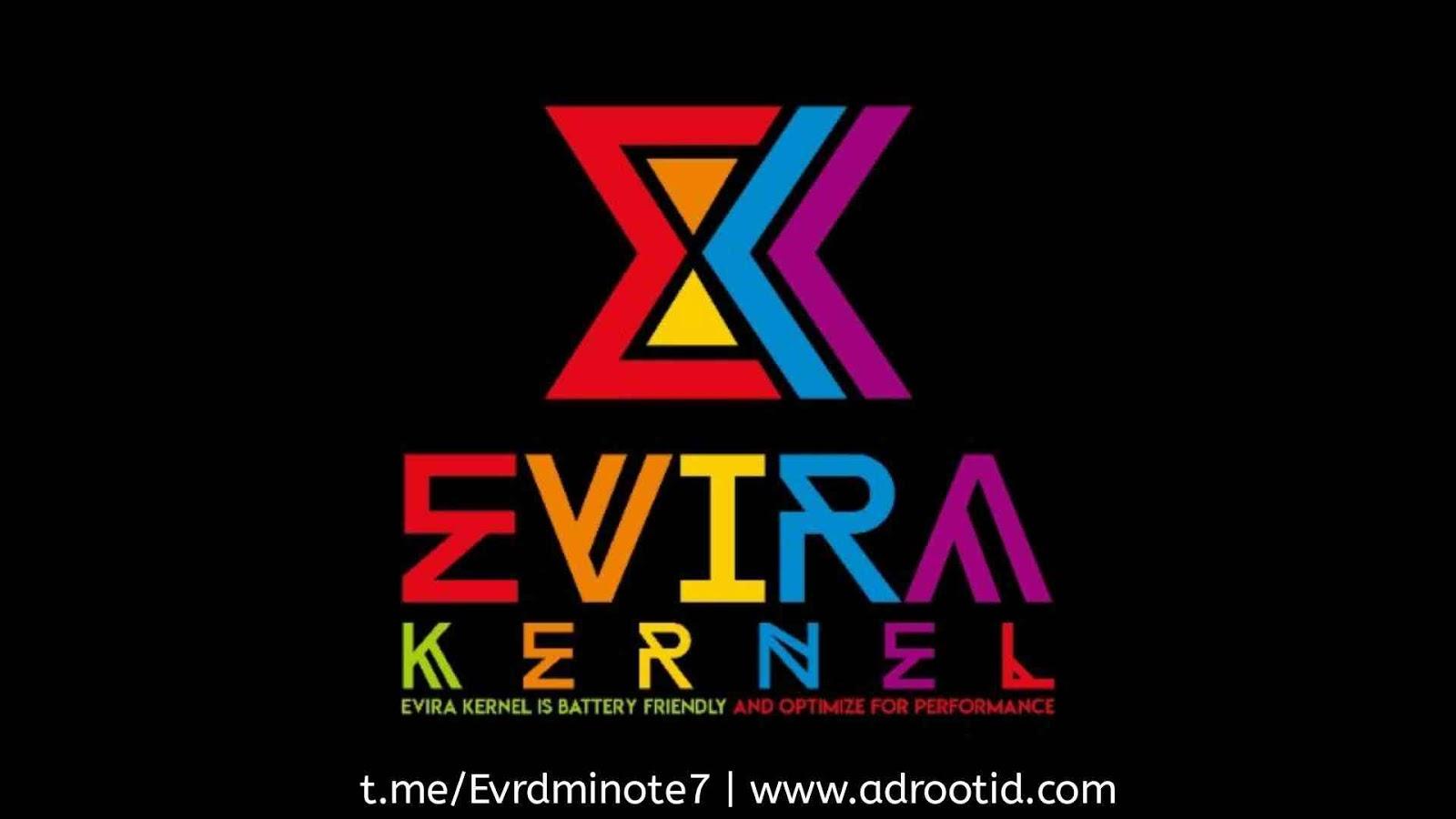 Evira kernel redmi note 7