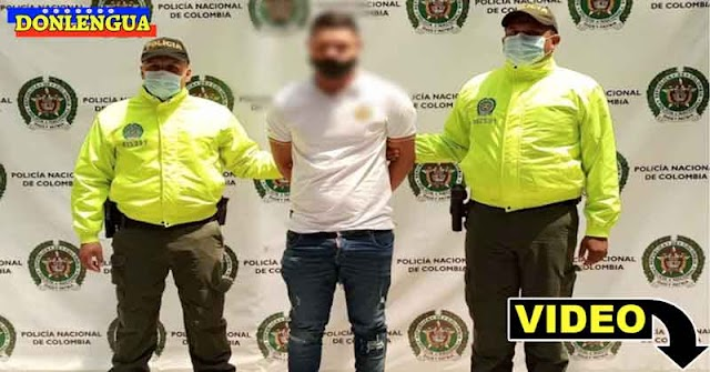 Venezolano detenido en Medellín por torturar sexualmente a su novia