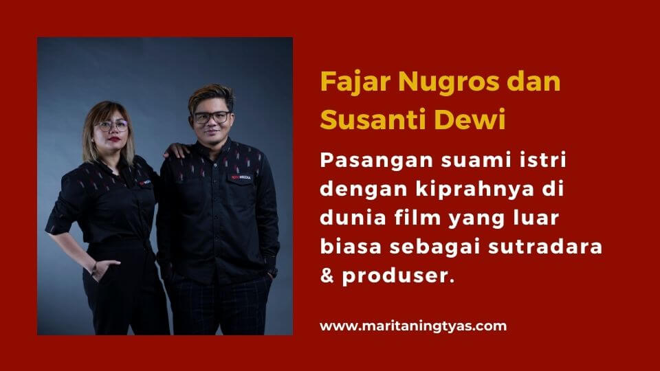 Fajar Nugros dan Susanti Dewi, Head IDN Pictures