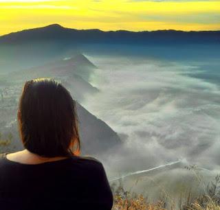 Negeri diatas awan Puncak B29