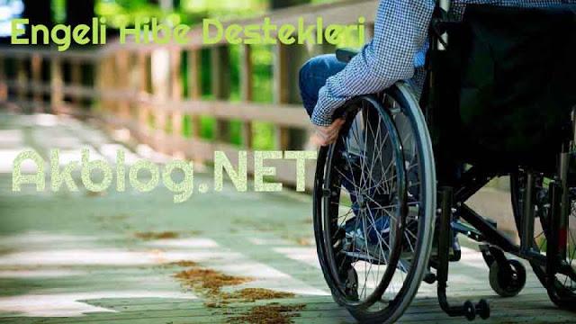 Engelli Hibe Destekleri Nelerdir Desteklerden Nasıl Engelliler Yararlanırlar?