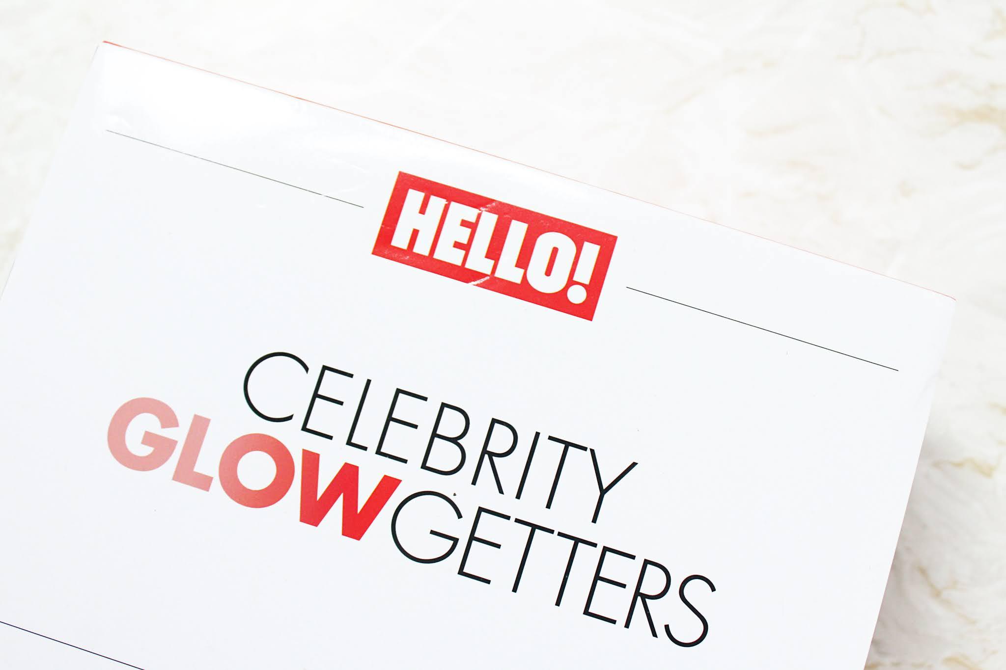 Latest in Beauty Hello! Celebrity Glow Getters Box
