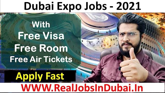 Expo 2020 Dubai Hiring Staff In Dubai 2021