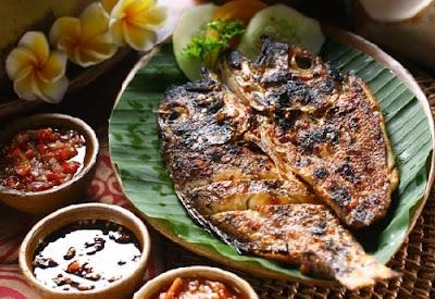 Resep Ikan Bakar Sambal Kecap