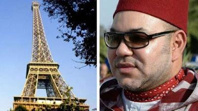 التايمز البريطانية: ملك المغرب دفع 80 مليون يورو ثمنا لمنزل في العاصمة الفرنسية باريس