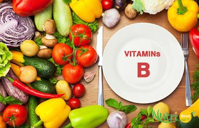 Vitamin B - vitamin tăng cân cho người gầy