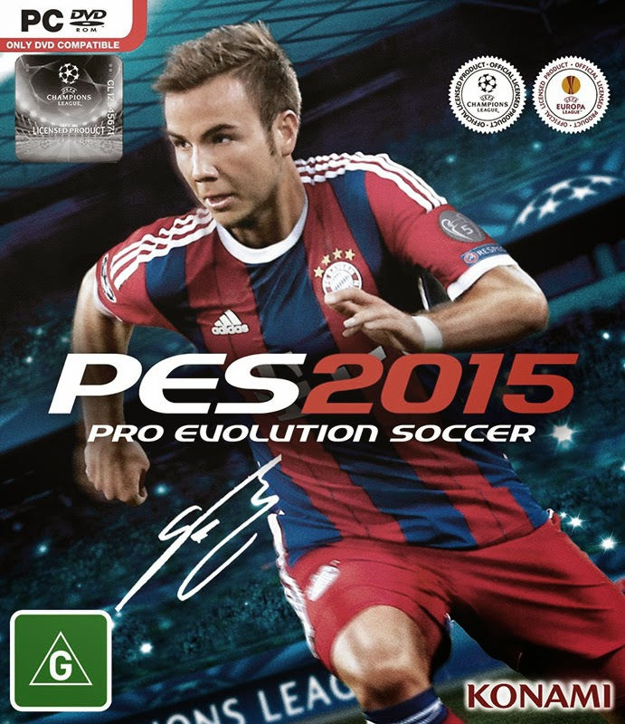 Pro Evolution Soccer 2015 Free PC Game Download