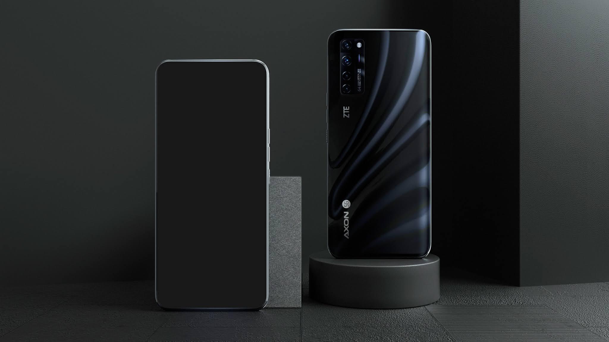 ZTE Axon 20 5G, in Italia il primo smartphone con fotocamera sotto il display