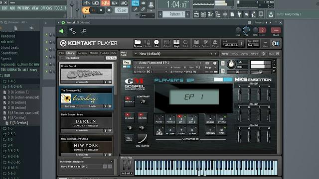 MKSensation - MKS-20 Digital Piano Module Library