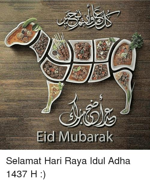 Hari Raya Ideul Adha 1437 H /2016 M
