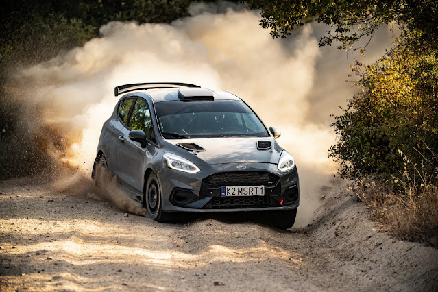 Ford Fiesta Rally3 for sale M-Sport