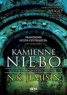 Kamienne niebo - Nora K. Jemisin